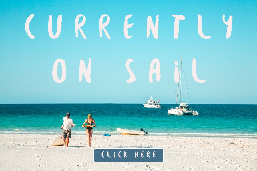 Current Sales Sailing Whitsundays