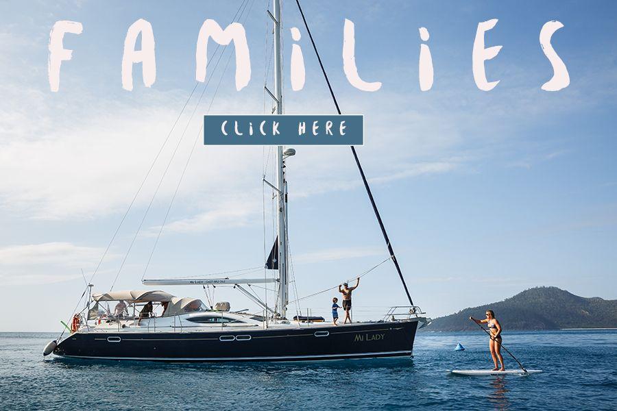 Family Trip Options Whitsundays