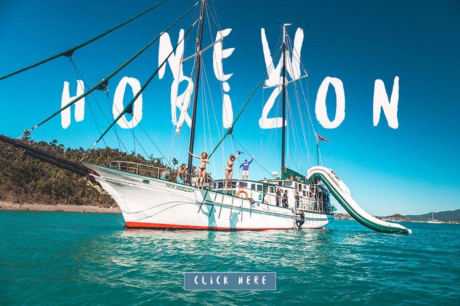 New Horizon Whitsunday Party Boat