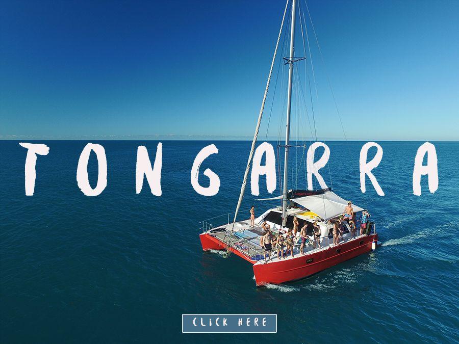Tongarra Whitsunday Party Boat