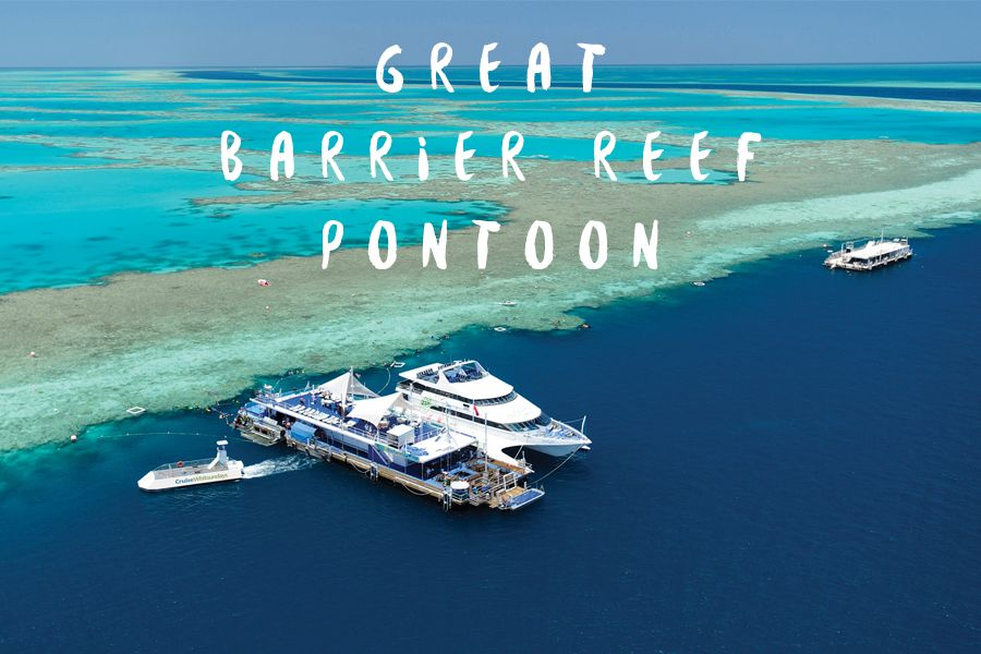 Great Barrier Reef Pontoon