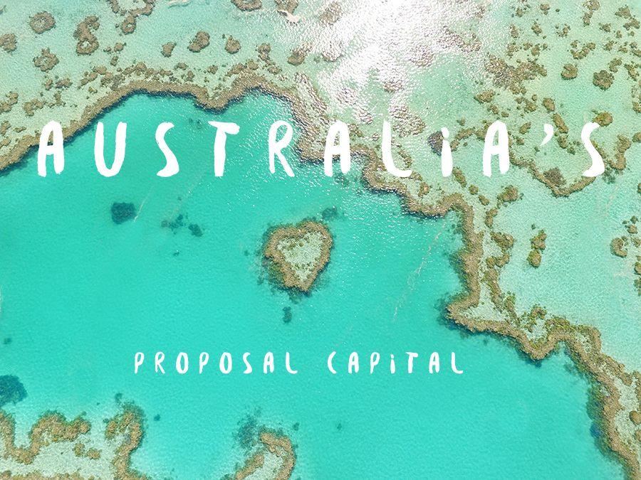 Australia's Proposal Capital