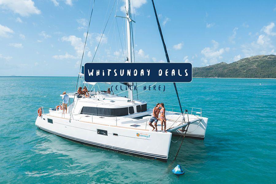 Whitsunday Deals
