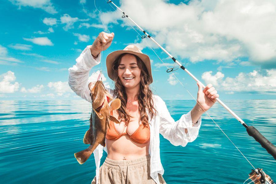 Fishing in the Whitsundays