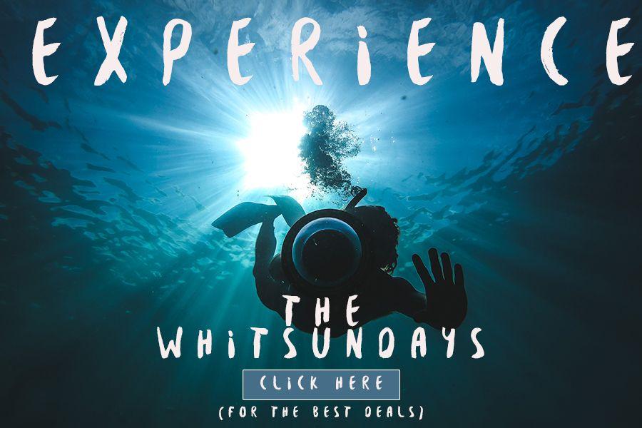 Experience the Whitsundays