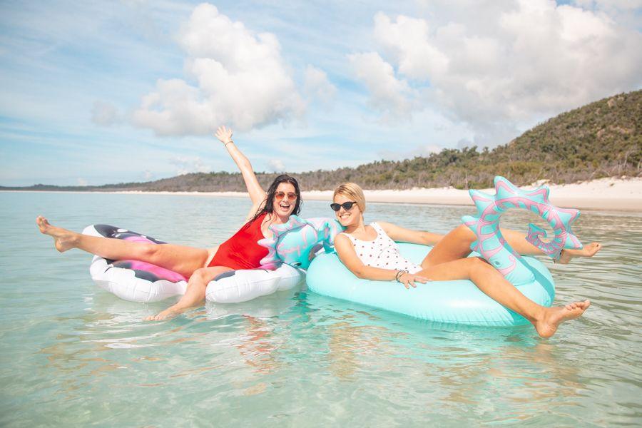 party boats, whitsundays