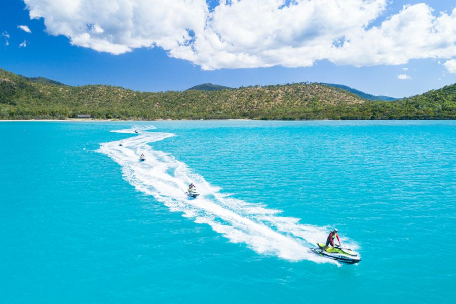 Jet Ski Whitsunday Islands