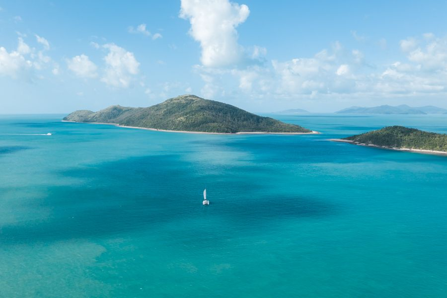 Whitsundays Boat Trip