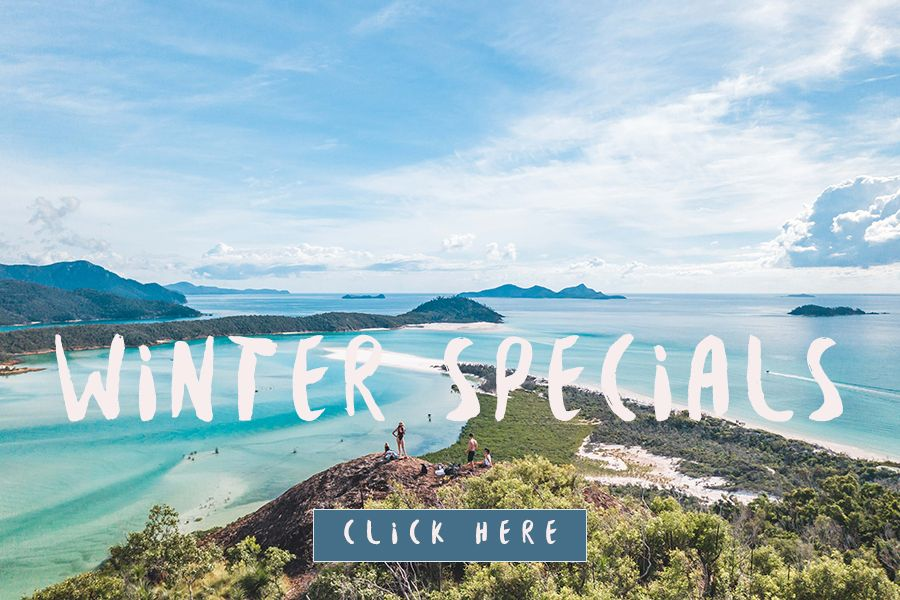 Whitsunday Deals Winter