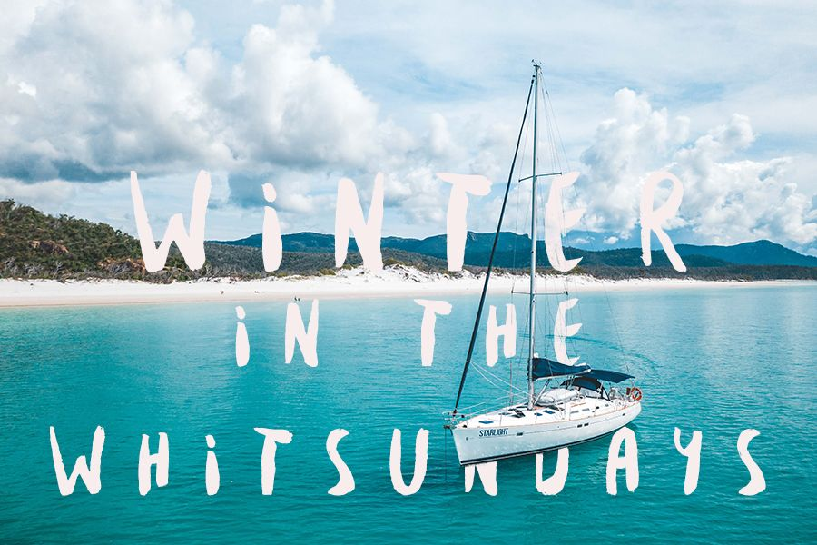 Winter in the Whitsundays