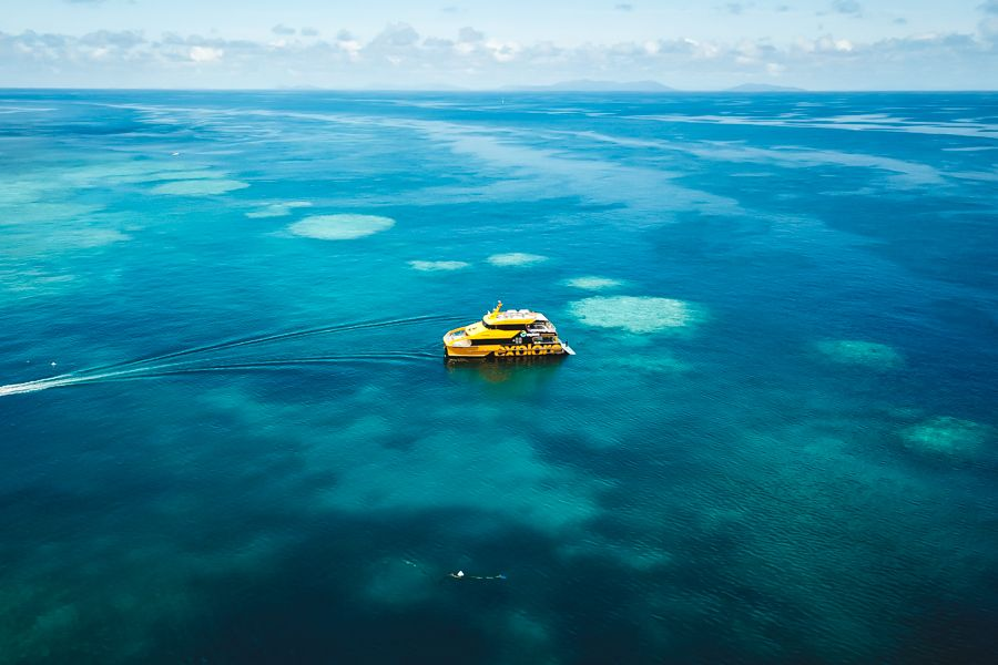 explore, whitsundays, outer reef