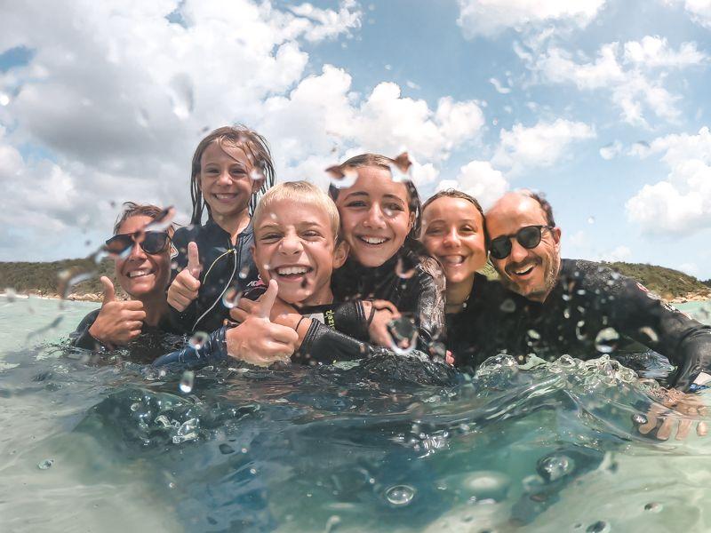family, tours, whitsundays