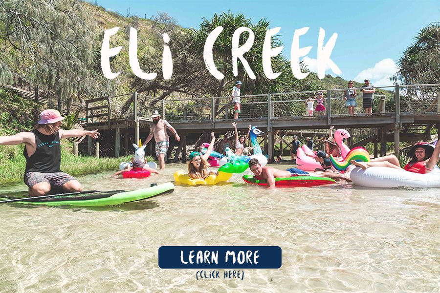 Eli Creek Inflatables, Crystal Clear
