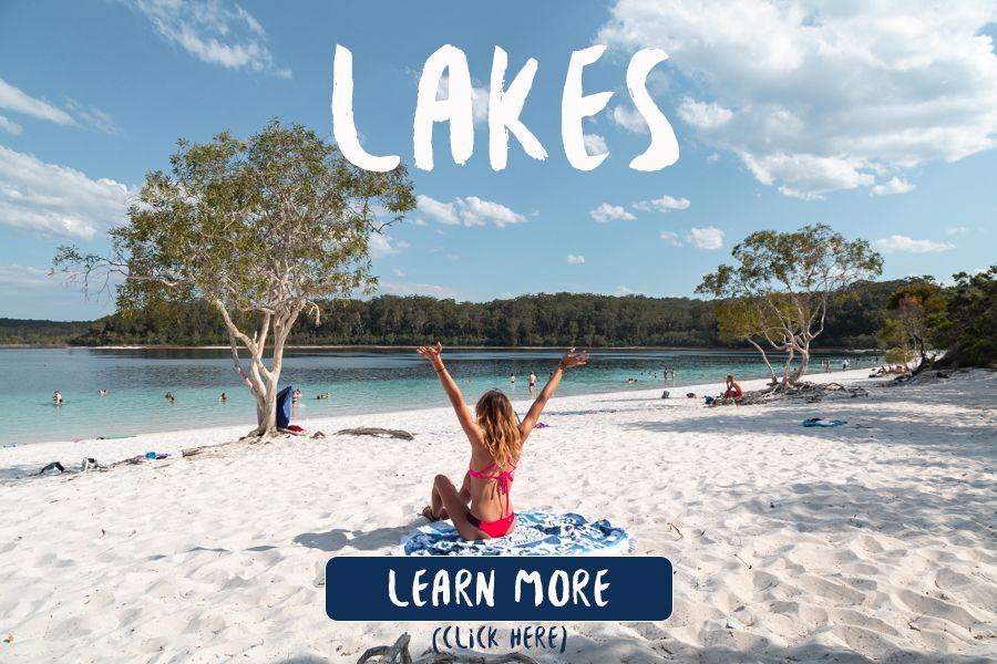 Lakes Fraser Island