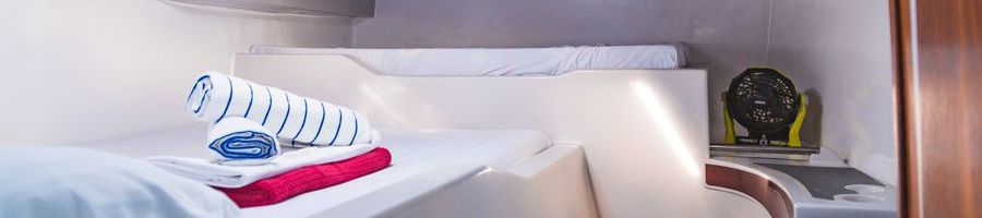 Whitsunday Adventurer Private Cabin Accommodation Luxury
