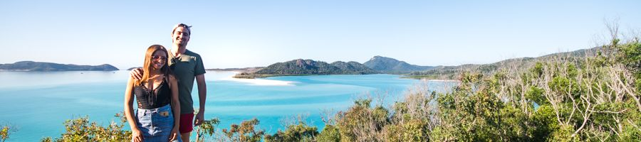 Whitsunday Islands, Adventurer, Hill Inlet