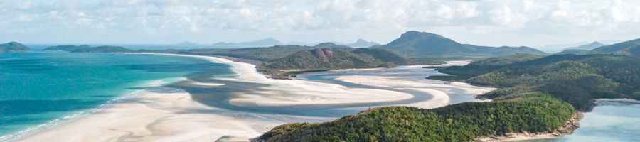 Hill Inlet Lookout Whitsunday Island Instagram Pics Bushwalk