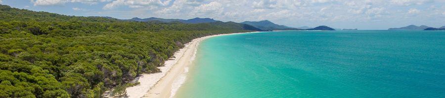 south, whitehaven beach