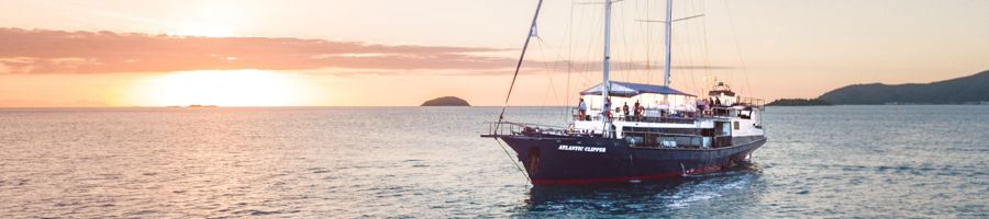 Atlantic Clipper, Whitsundays, Party pack