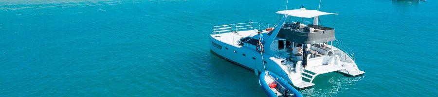 Powerplay Whitsunday Catamarans Islands Sailing