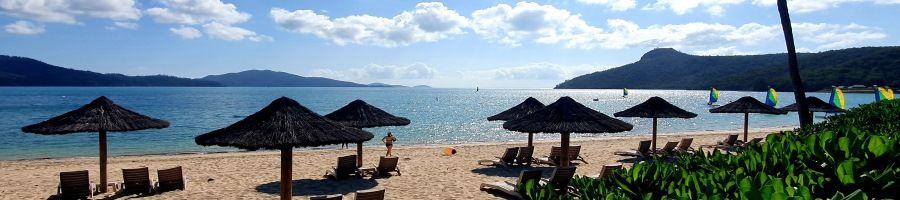 Hamilton Island Catseye beach
