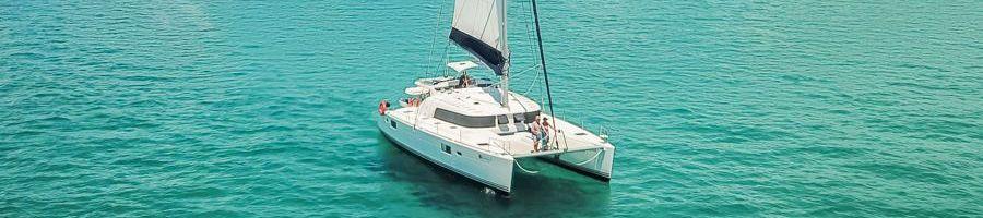 Getaway Whitsunday 3D3N Catamaran