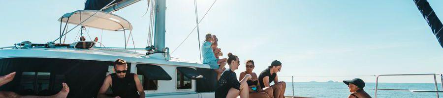 Getaway Sailing Whitsunday Islands