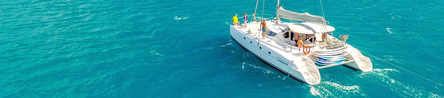 Entice Private Charter Whitsundays Catamarans