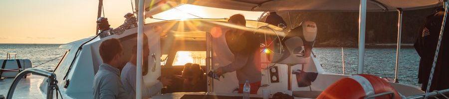 Whitsundays Entice Sailing Catamaran Luxury