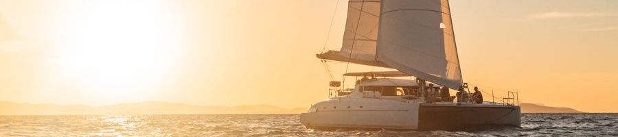 Entice Sunset Private Charter Whitsundays