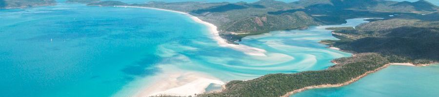 Hill Inlet Lookout Entice Whitsundays Catamaran