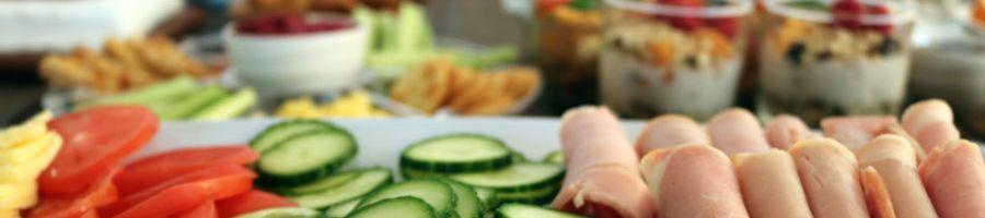 food, menu, new horizon