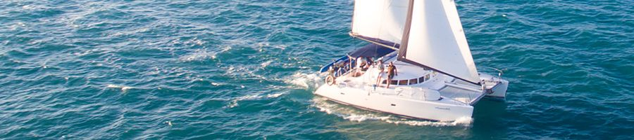 Whitsunday Blue Catamaran Private Charter