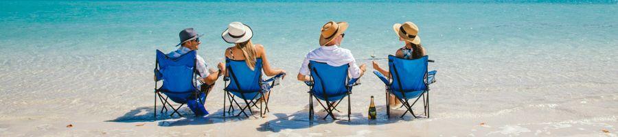 Whitehaven Beach Blue