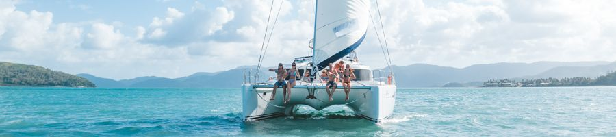 Whitsunday Getaway under Sail