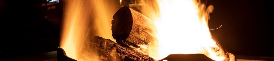 bonfire, fraser island