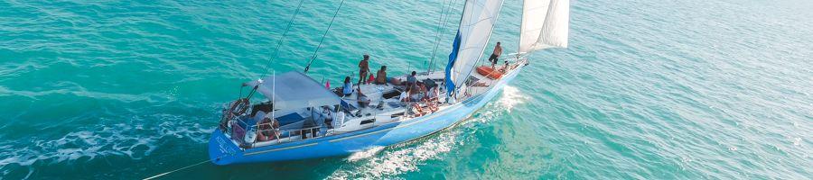 Sox Sailing the Whitsundays
