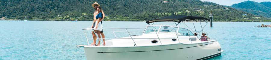 Salty anchored WHitsundays Private Charter