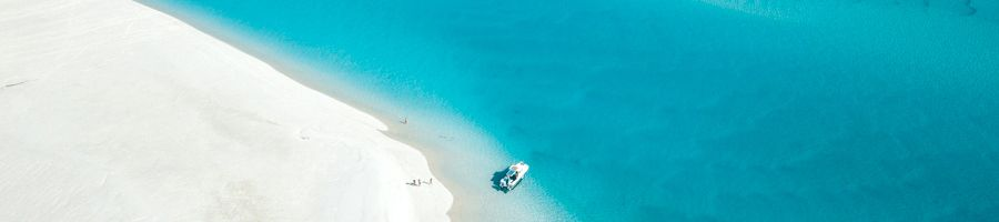 Whitehaven Beach Salty Private Charter