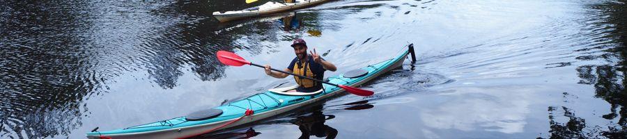 canoeing, noosa everglades
