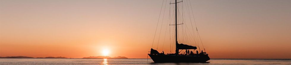 Hammer, Prosail, Whitsundays sunset