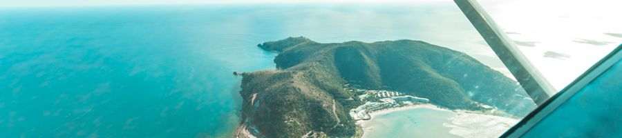 GSL aviation flight scenic whitsunday islands