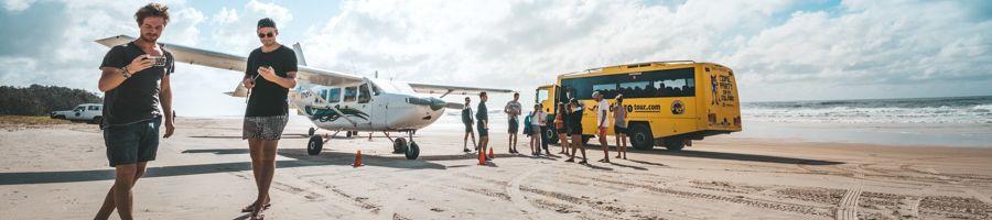 Cool Dingo Tours, Fraser Island